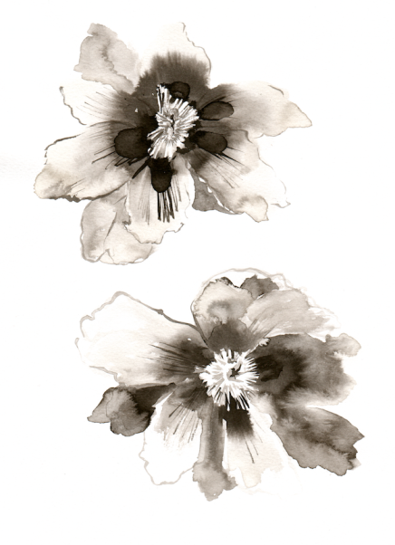 inkflowers