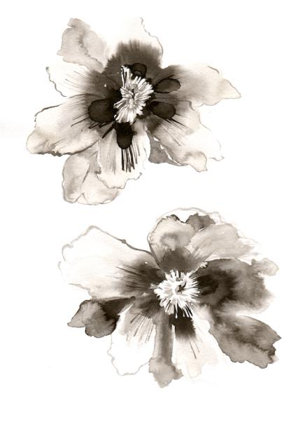 inkflowers